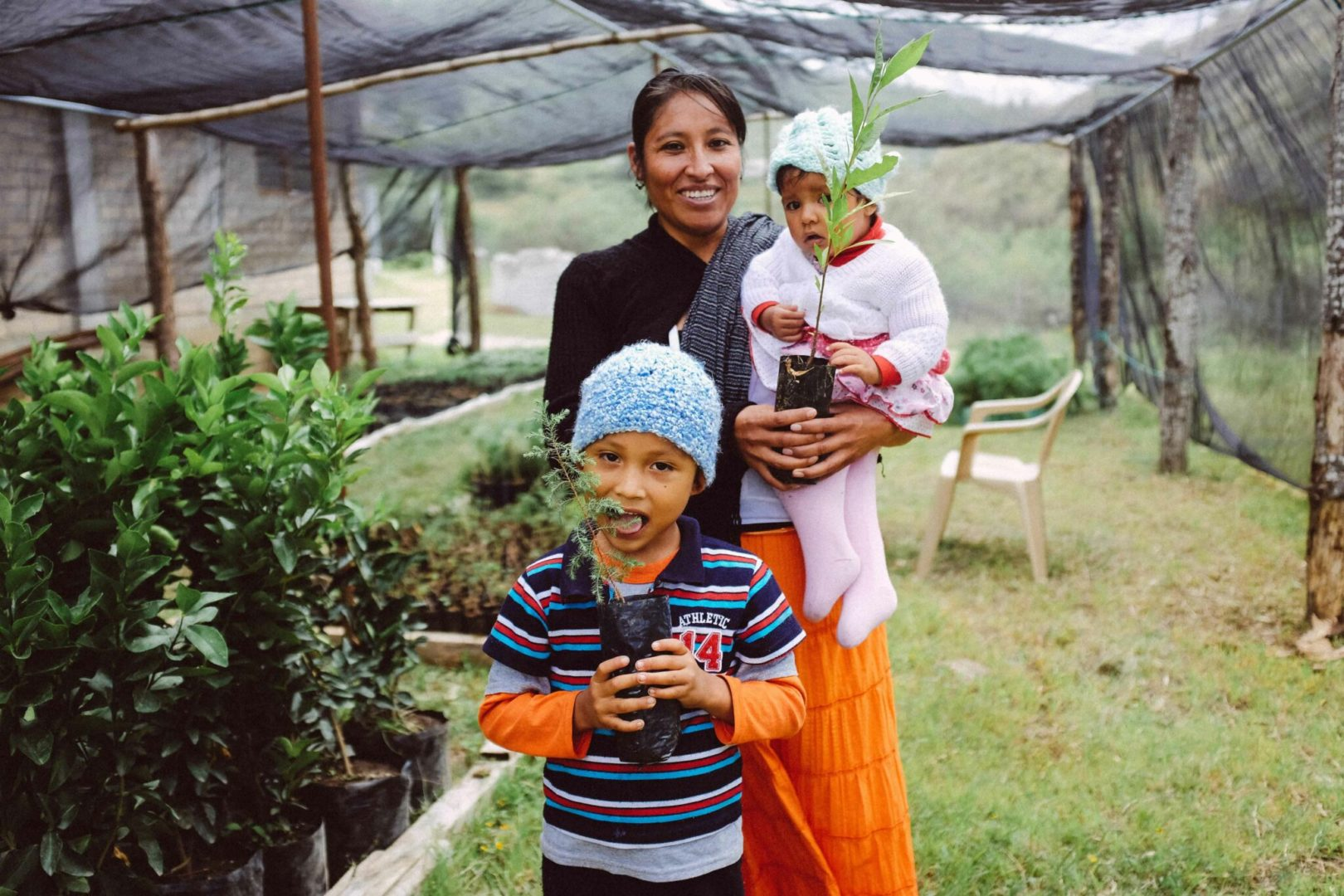 Families in Mexico experience the way the environment impacts their economic wellbeing.