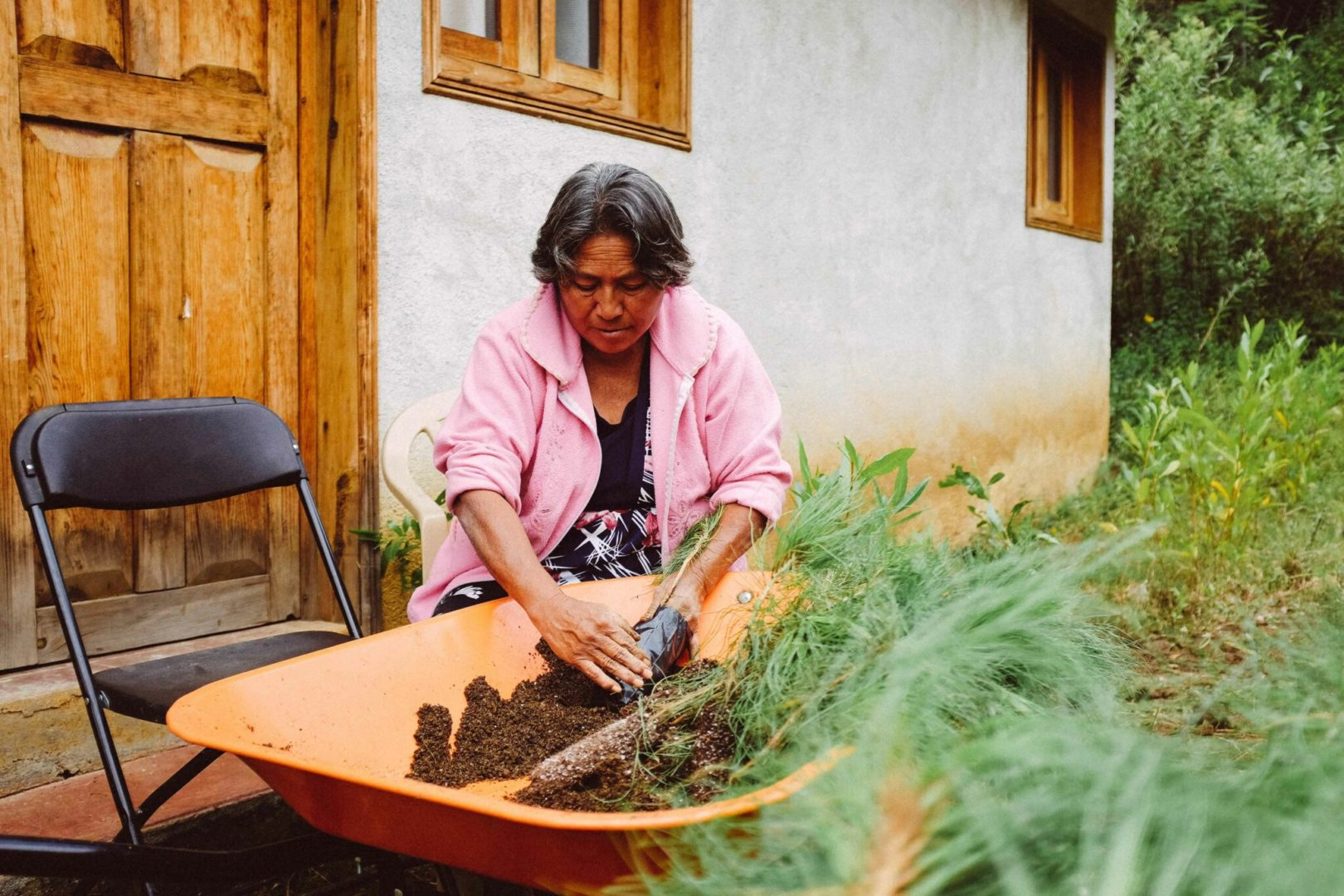 Communities like Oaxaca remind us of the connection between people and the planet.