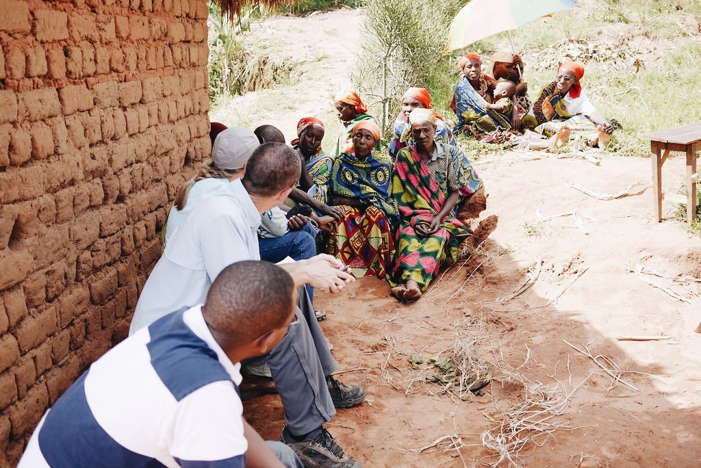 Listening is a key component of reconciliation efforts in Burundi.