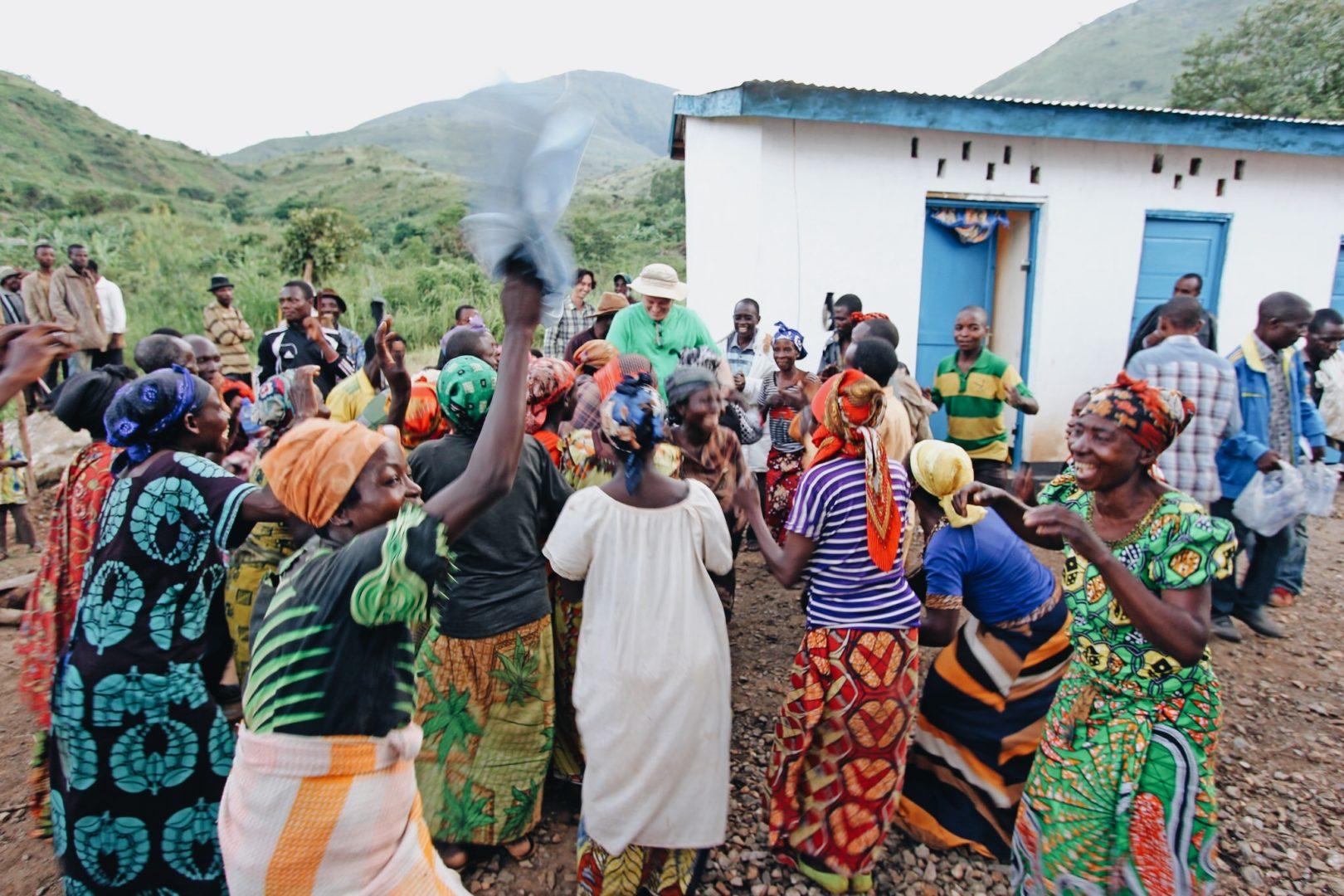 DR Congo Women Celebrate