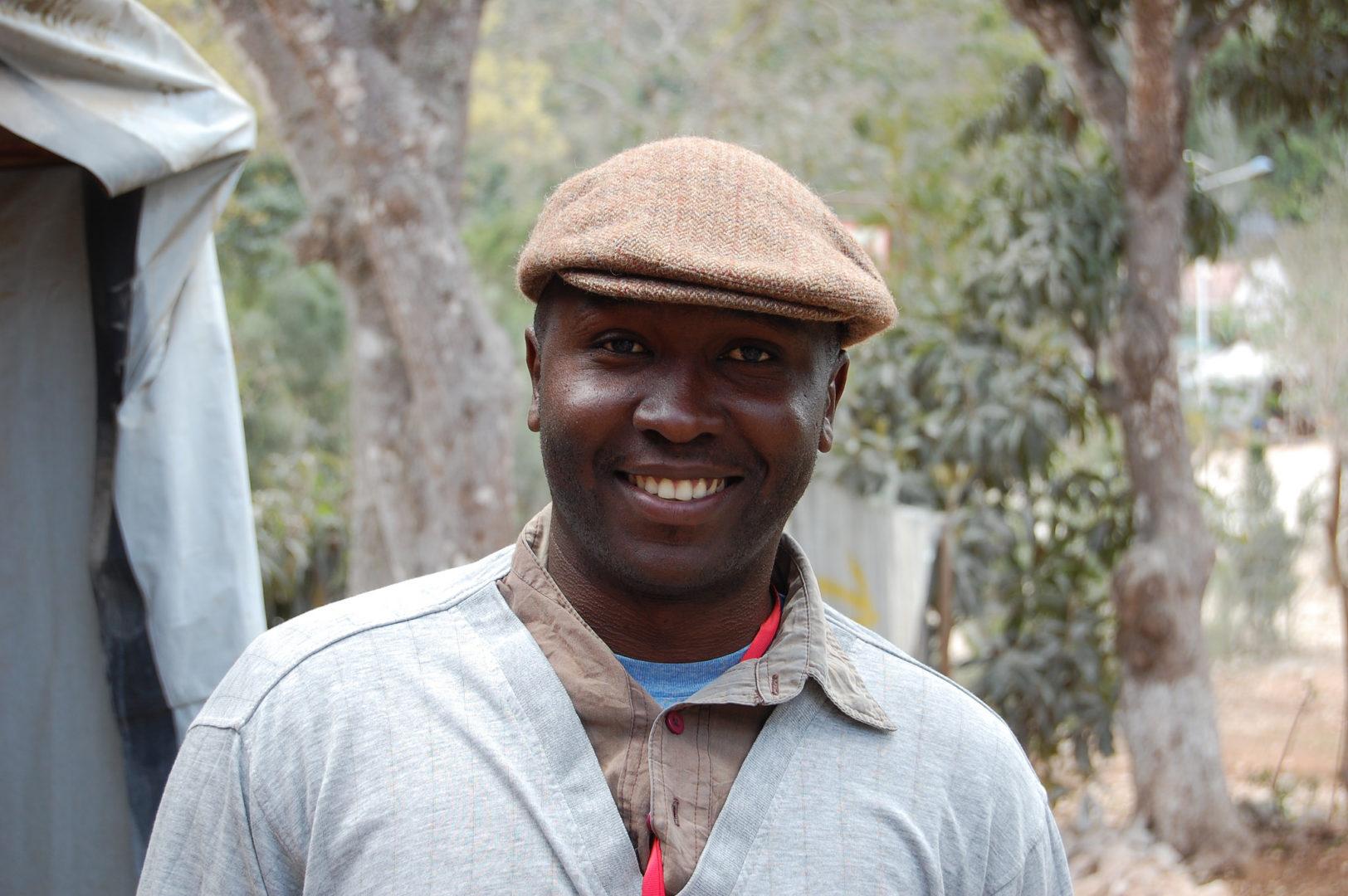 Jean serves as an environmental technician in Haiti.