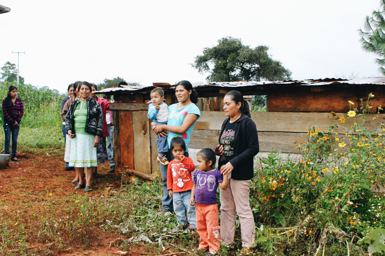 Monte Frio has thrived as a community since participating with Plant With Purpose.