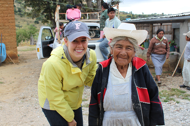 A visit to the community of La Reforma