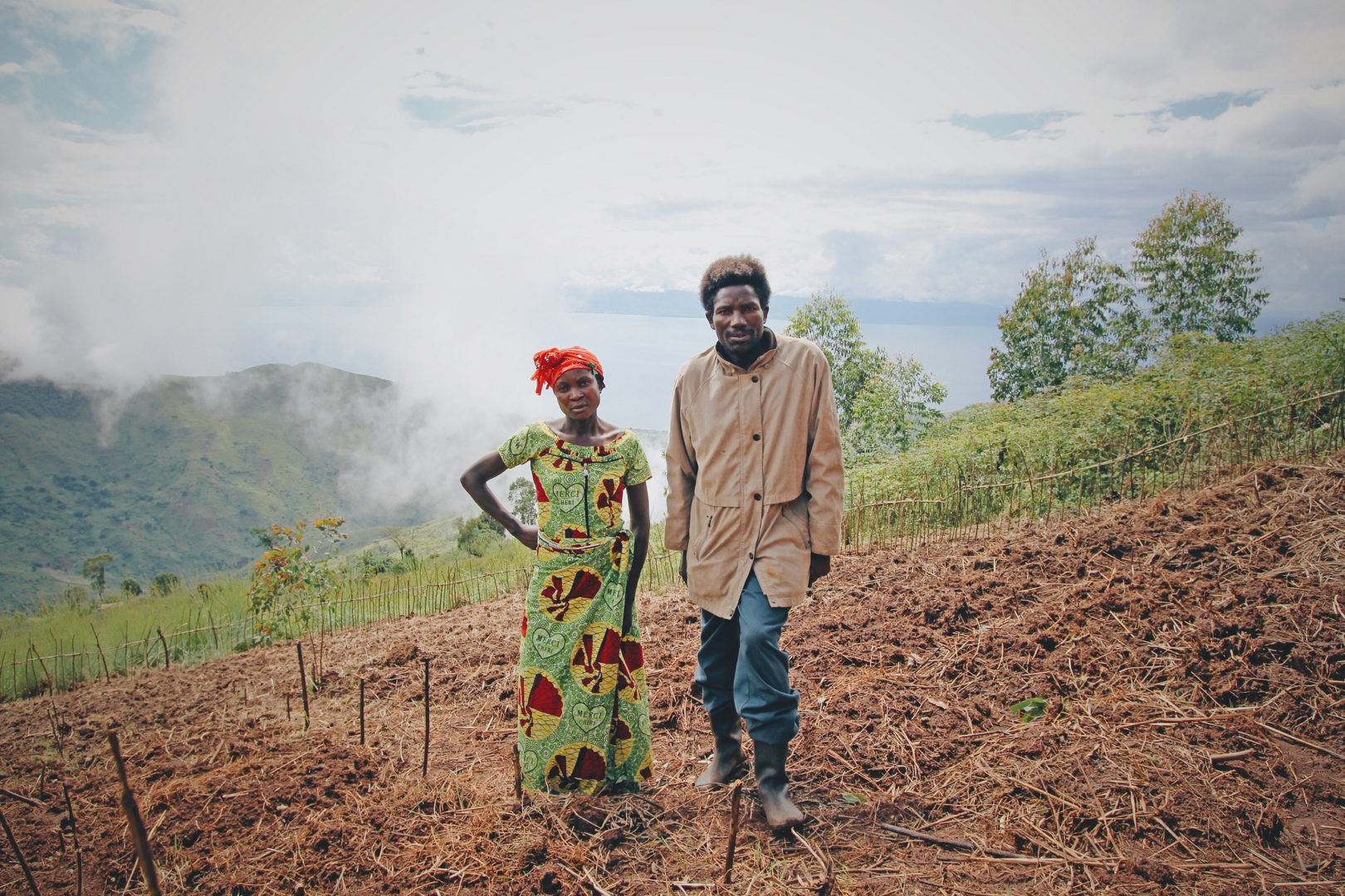 Thanks to Plant With Purpose, partnering farmer Kitaki has experienced radical transformation in his life!