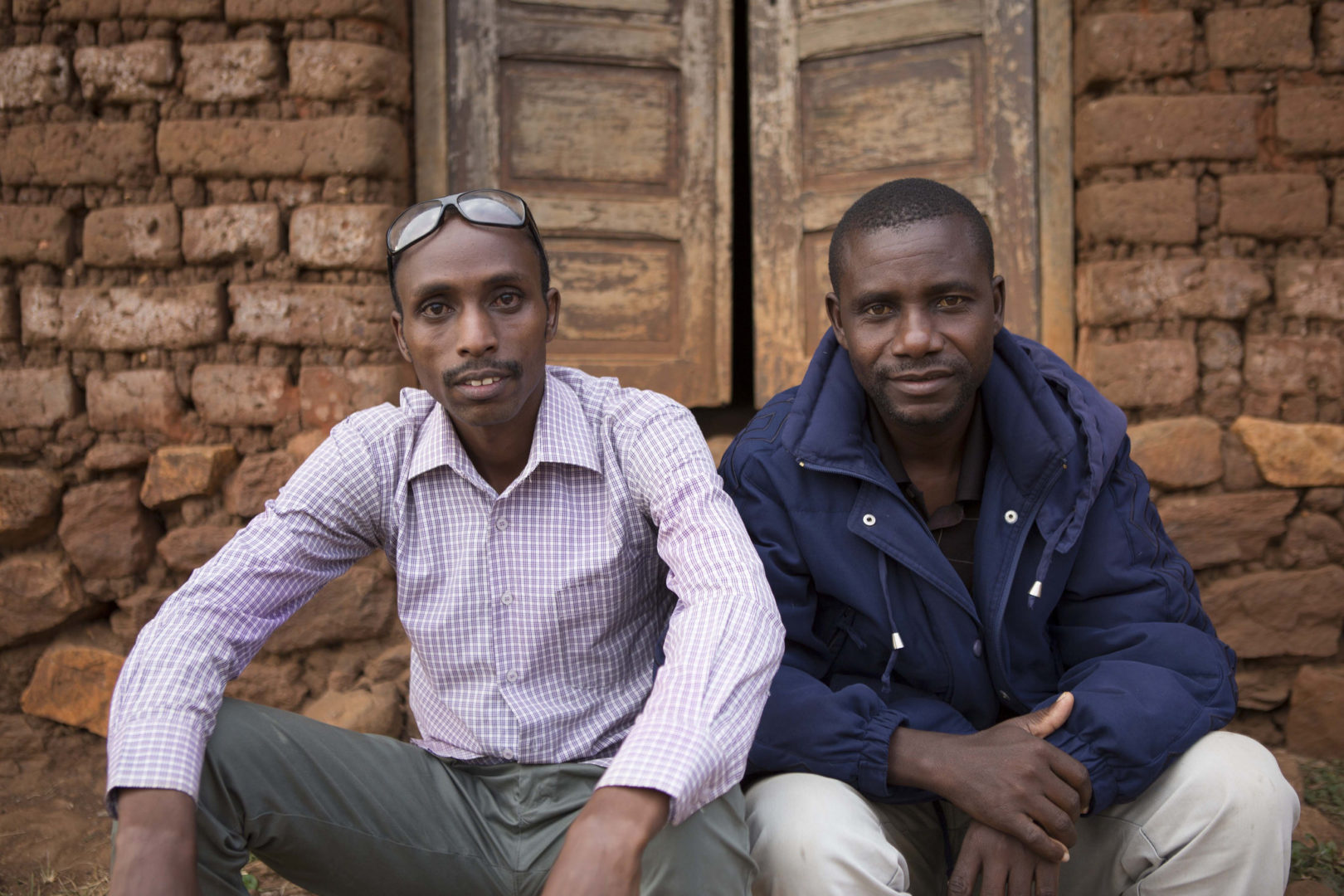 Plant With Purpose's Congo team includes expert agronomists.