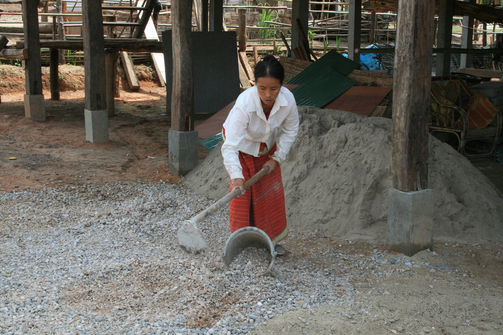 Farmers in Northern Thailand are working hard to cope with environmental challenges.