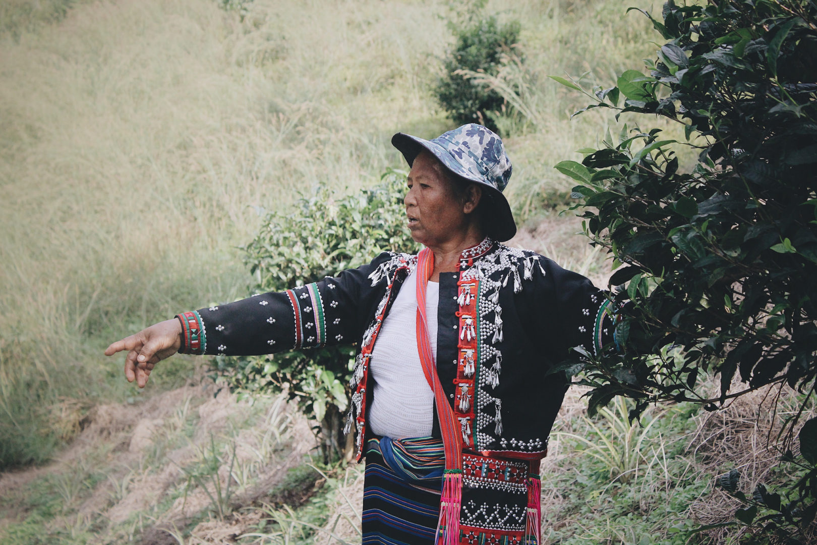 From Myanmar to her own backyard, Na Kuh creates change