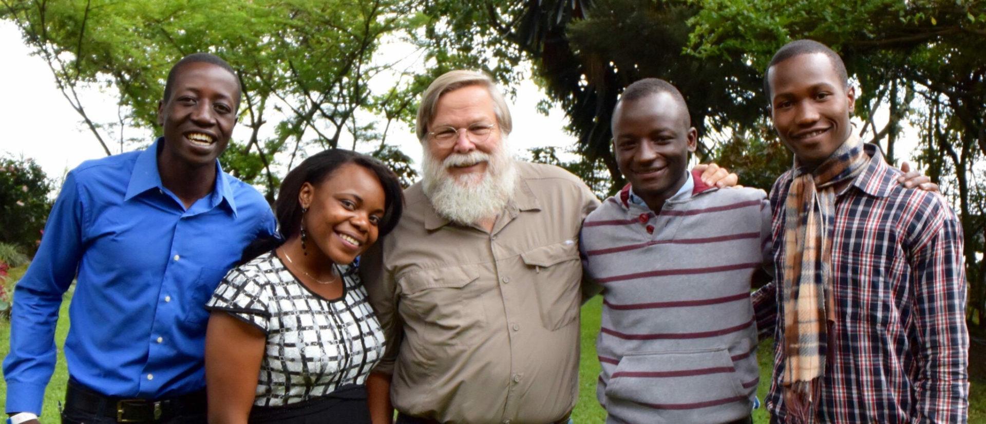 Paul Robinson of The Congo Initiative