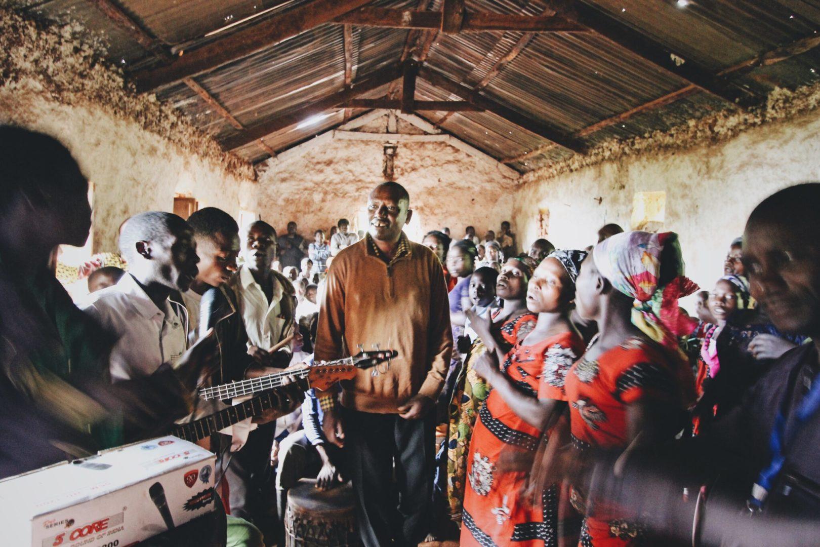 Pastor Kategere, DR Congo