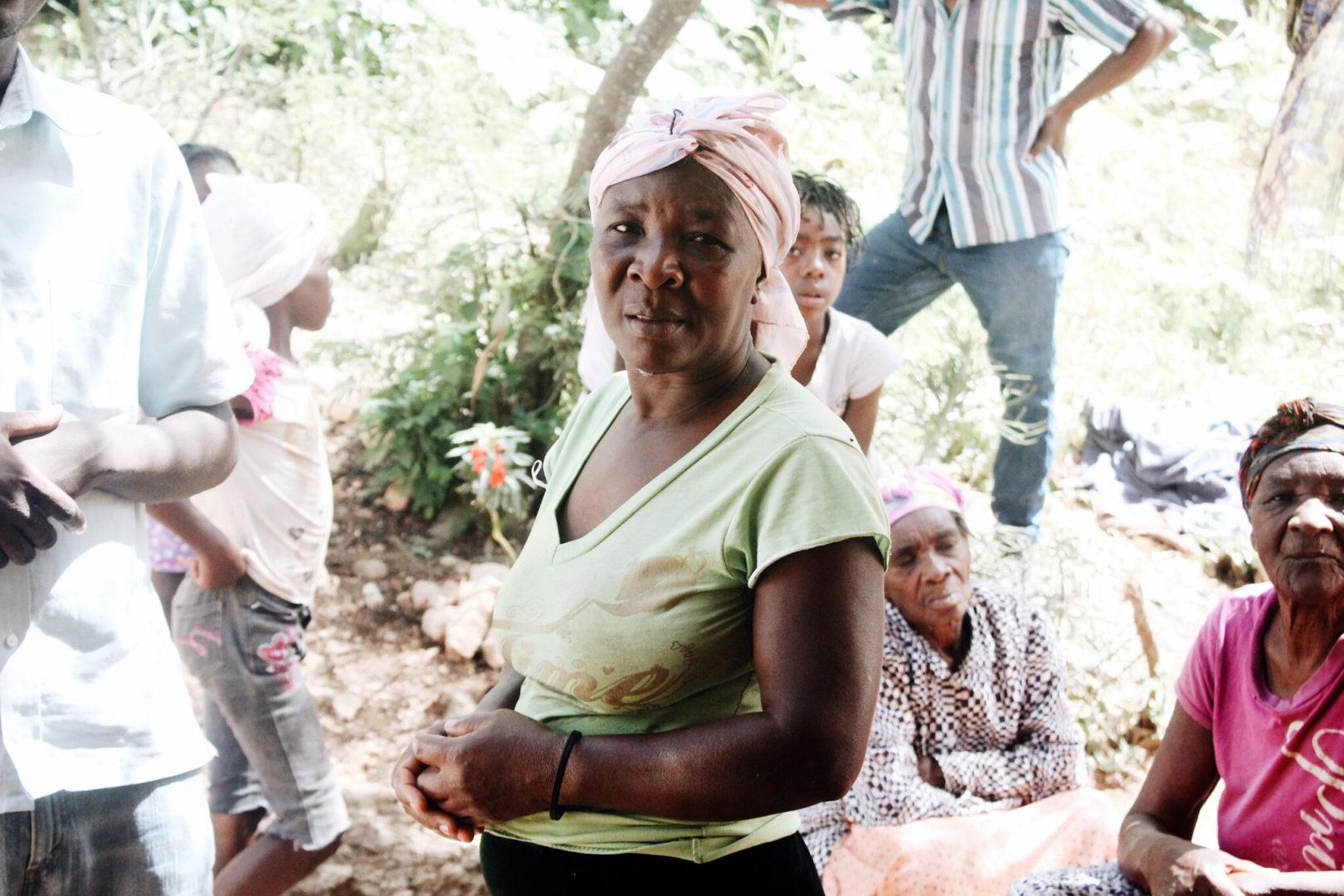 Gernita, Fonds-Verrettes, Haiti