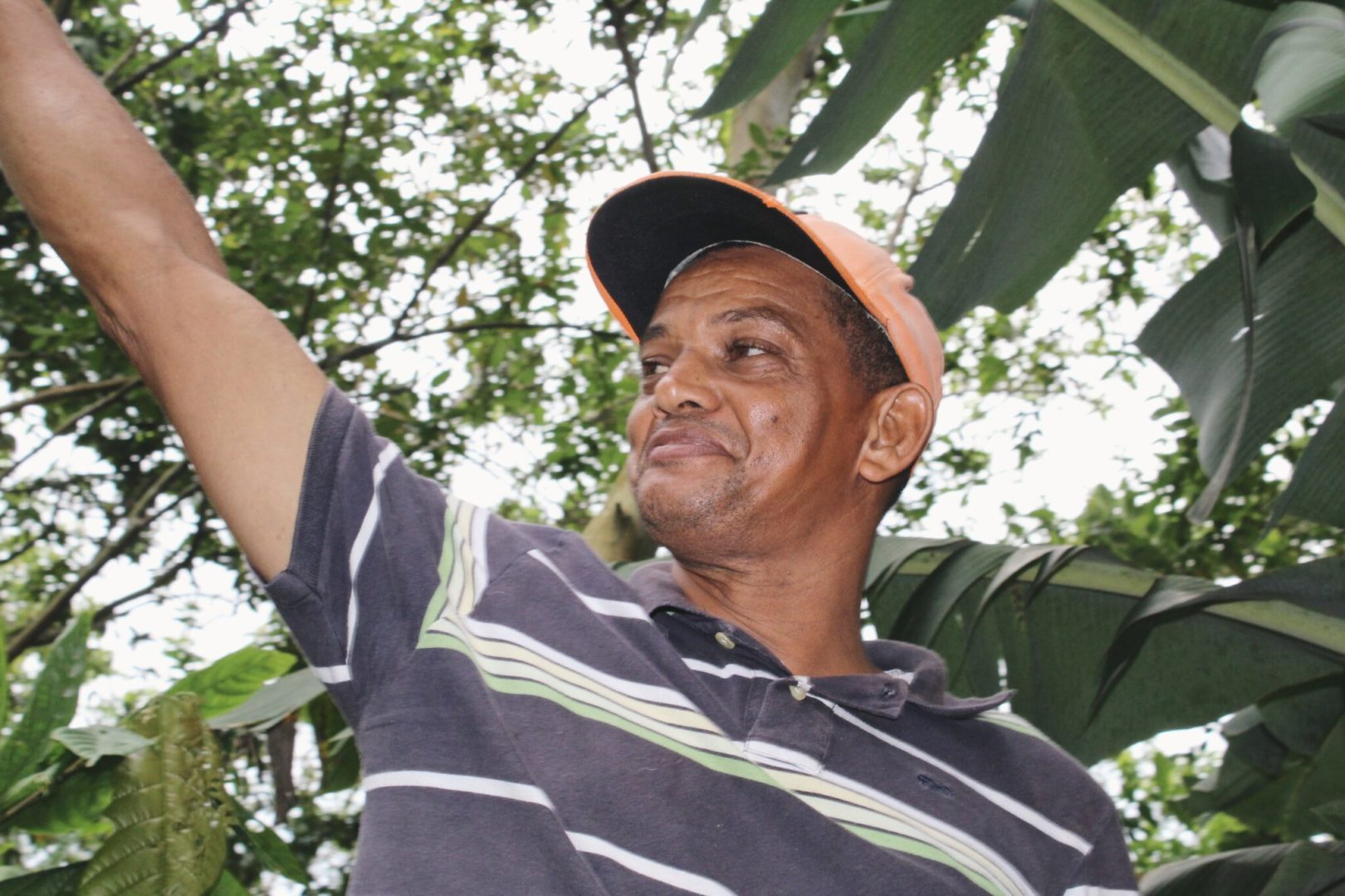 Cosme in the Dominican Republic
