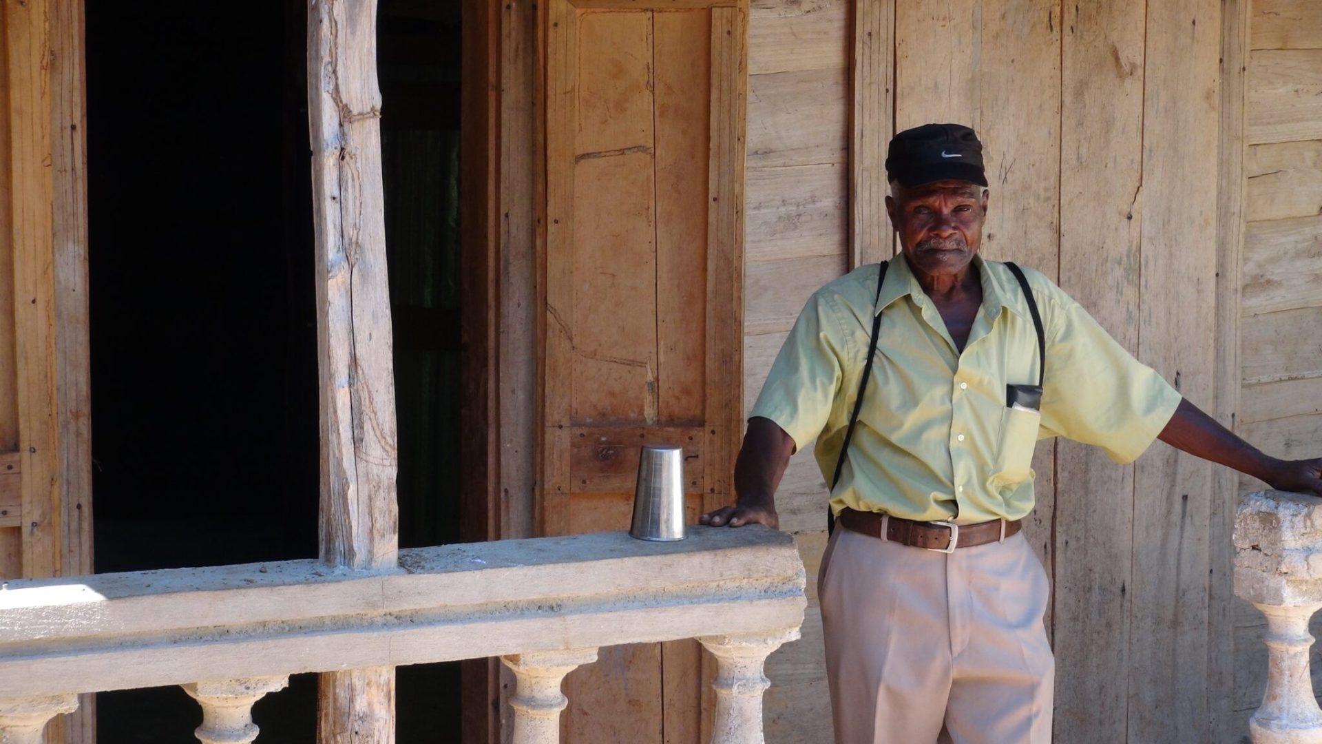 Desire works in Haiti