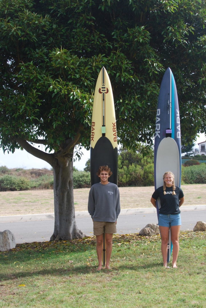 Will and Emily will be paddleboarding to support communities in the Congo
