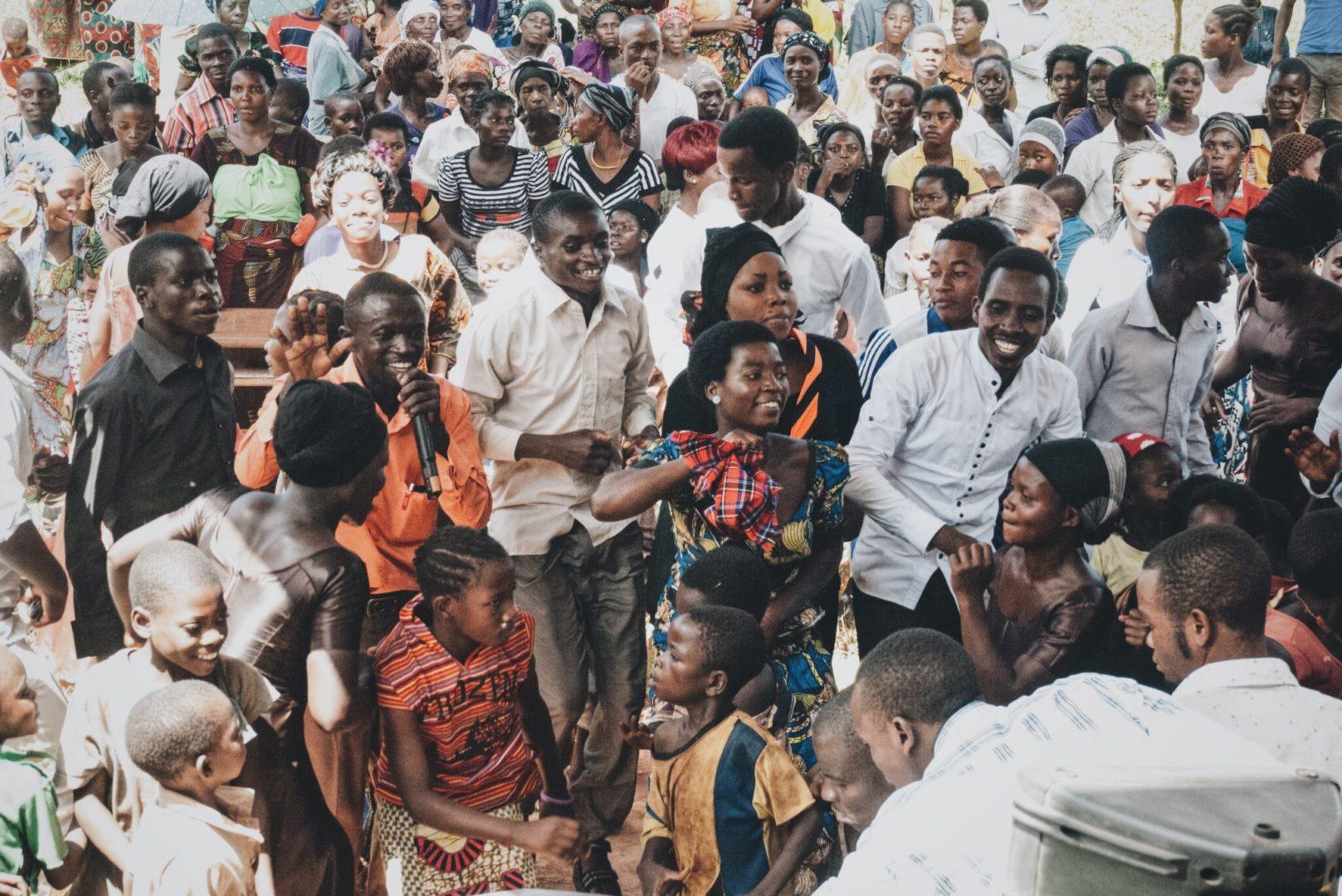 A Festival in the Congo