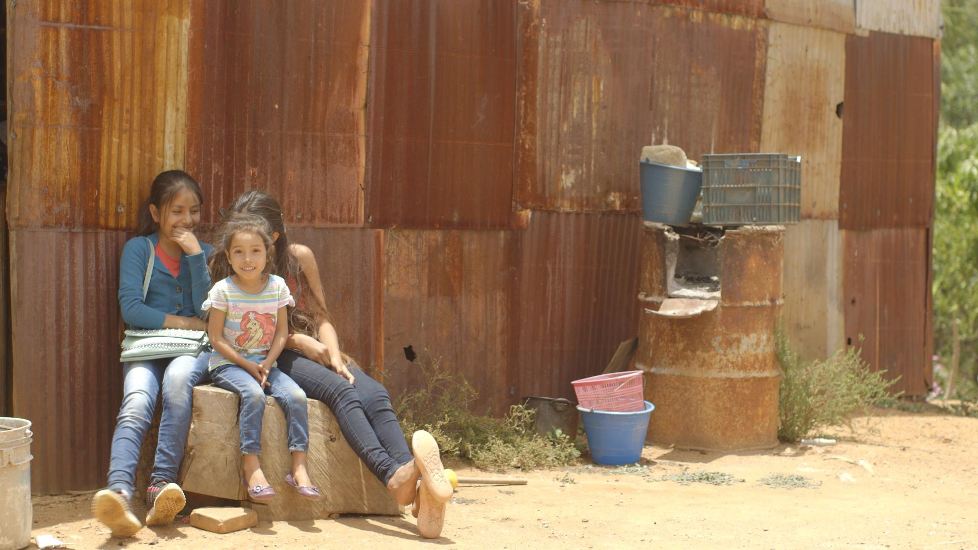 Children in Chepeginio
