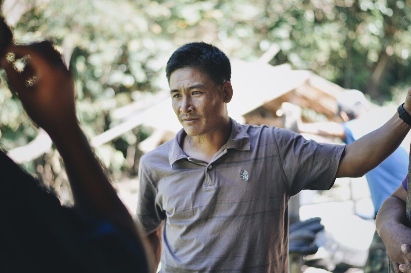 Our partner Duang Dee reminds us of our role as caretakers of creation.