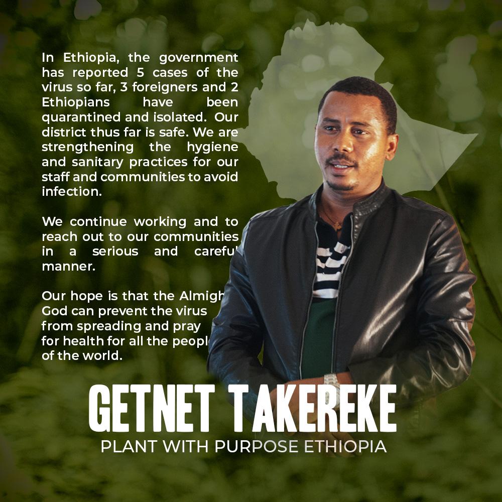 Plant With Purpose Ethiopia responds to Covid-19