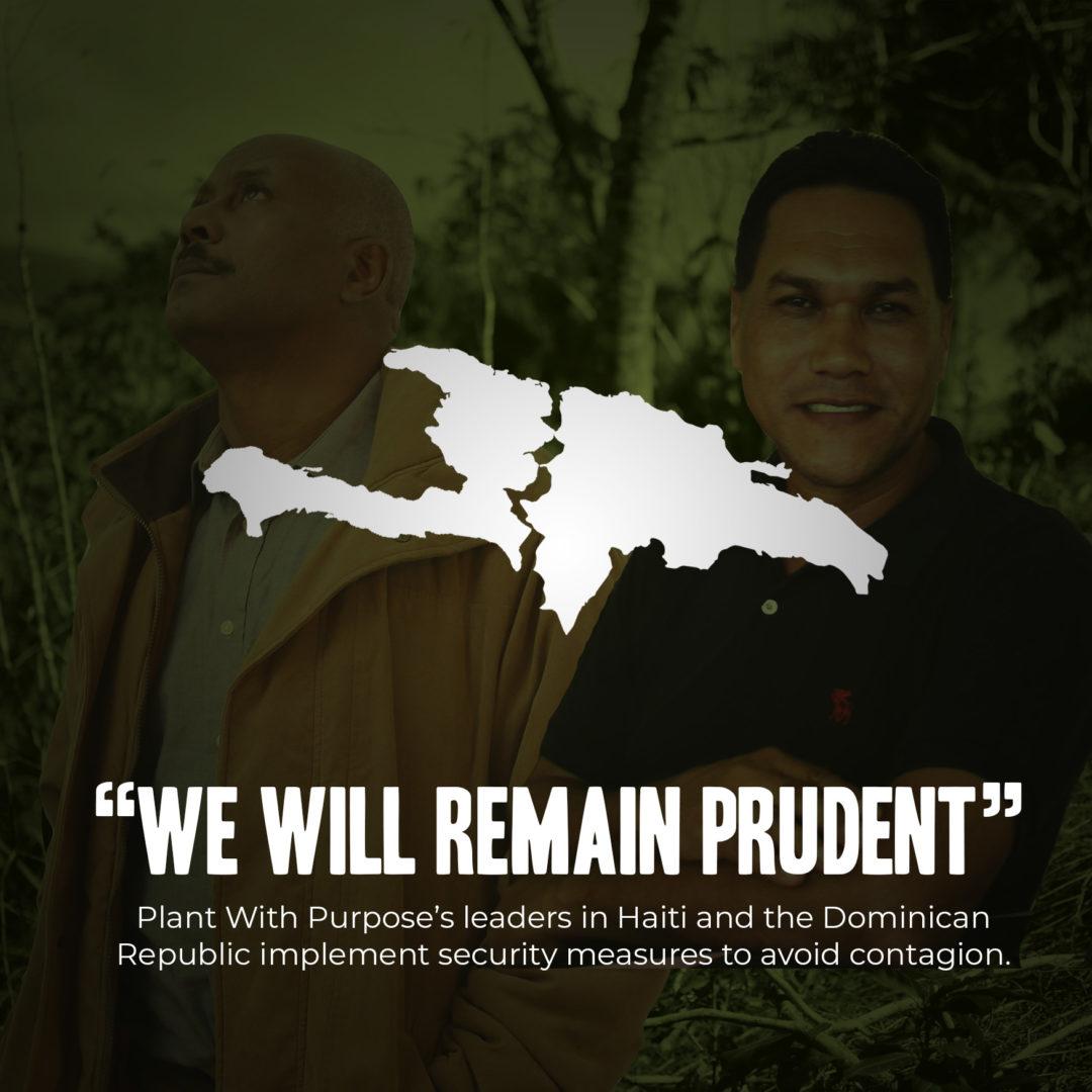 Haiti and the Dominican Republic prepare for Covid-19
