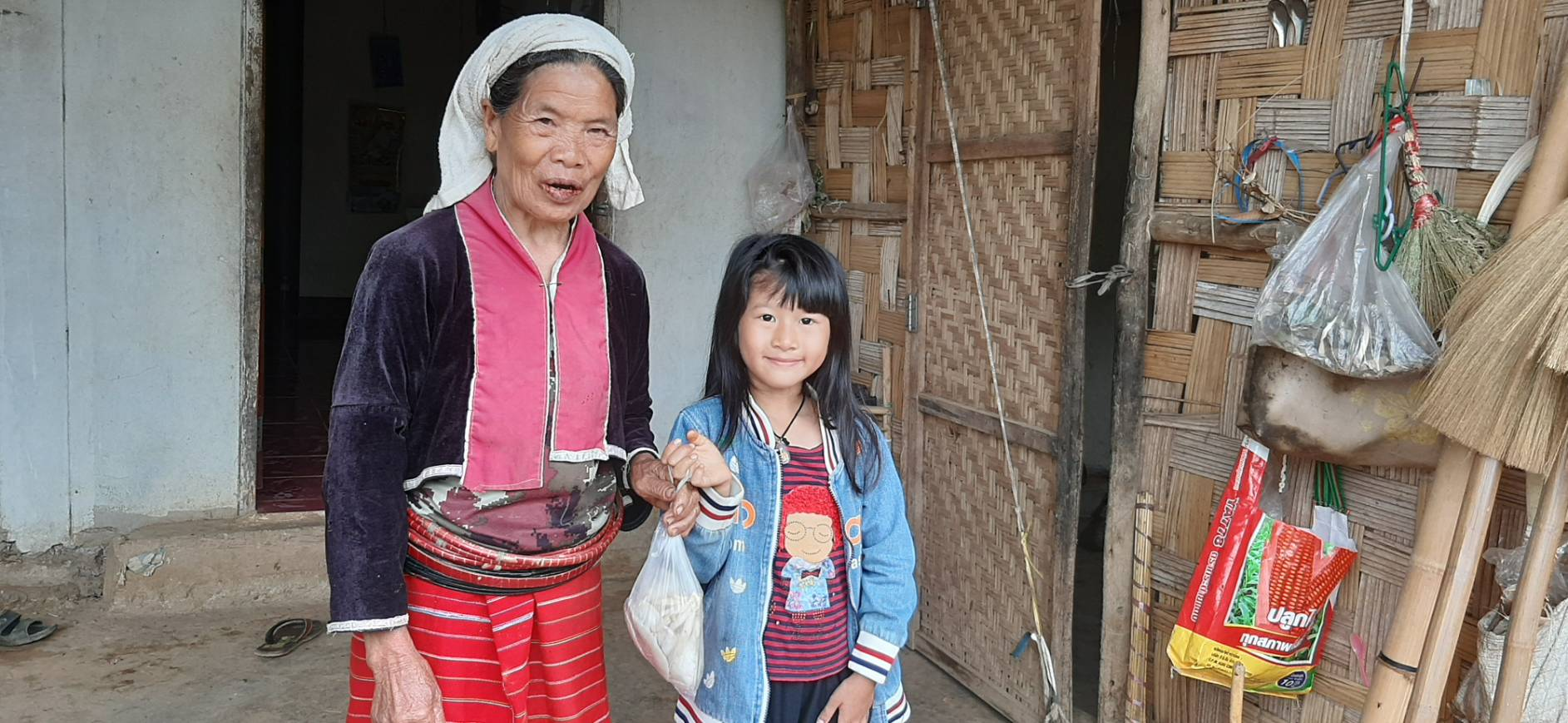 Families in Thailand can be resilient against COVID-19.