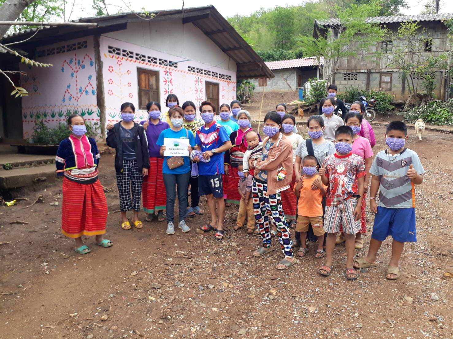 Our partners in Thailand are fighting the challenges of confusing safety information and food shortages.