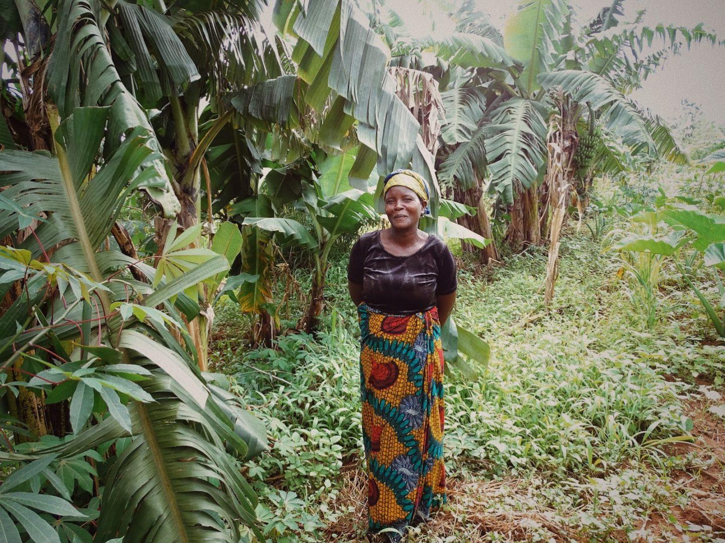 climate change and Larissa in Nyakazu